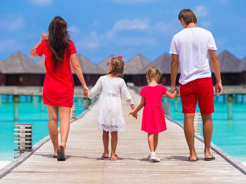 Choosing family resorts for your next holiday